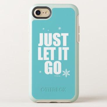 Ralph Breaks the Internet   Elsa - Let it Go OtterBox Symmetry iPhone 8/7 Case