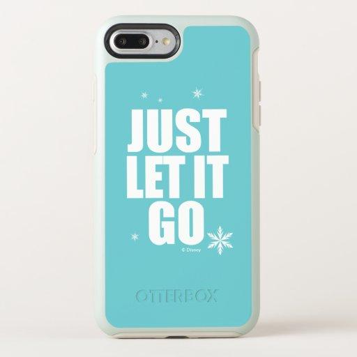 Ralph Breaks the Internet | Elsa - Let it Go OtterBox Symmetry iPhone 8 Plus/7 Plus Case