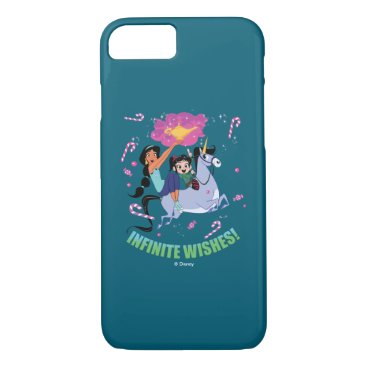 Ralph Breaks the Internet   Jasmine & Vanellope iPhone 8/7 Case
