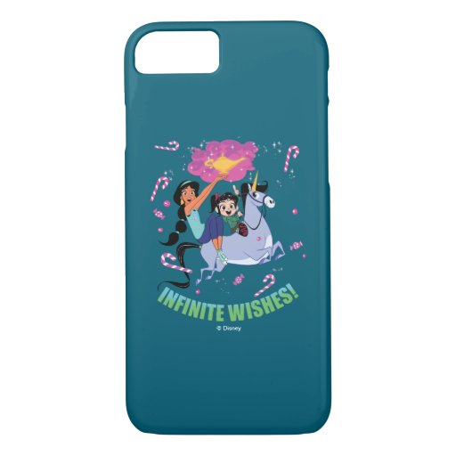 Ralph Breaks the Internet | Jasmine & Vanellope iPhone 8/7 Case