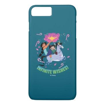 Ralph Breaks the Internet   Jasmine & Vanellope iPhone 8 Plus/7 Plus Case
