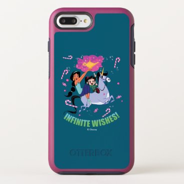 Ralph Breaks the Internet   Jasmine & Vanellope OtterBox Symmetry iPhone 8 Plus/7 Plus Case