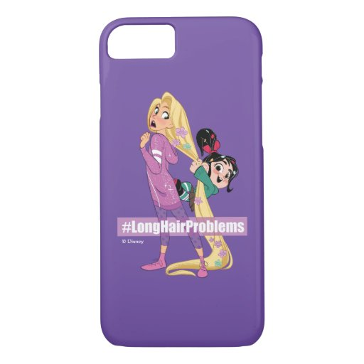 Ralph Breaks the Internet | #LongHairProblems iPhone 8/7 Case