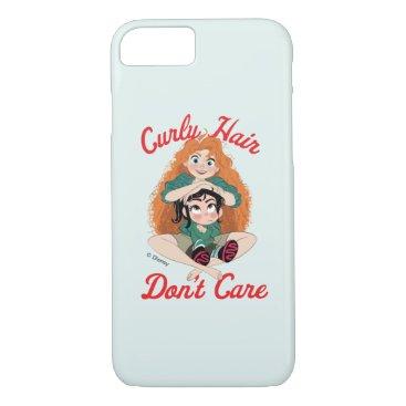 Ralph Breaks the Internet   Merida - Curly Hair iPhone 8/7 Case