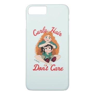 Ralph Breaks the Internet   Merida - Curly Hair iPhone 8 Plus/7 Plus Case