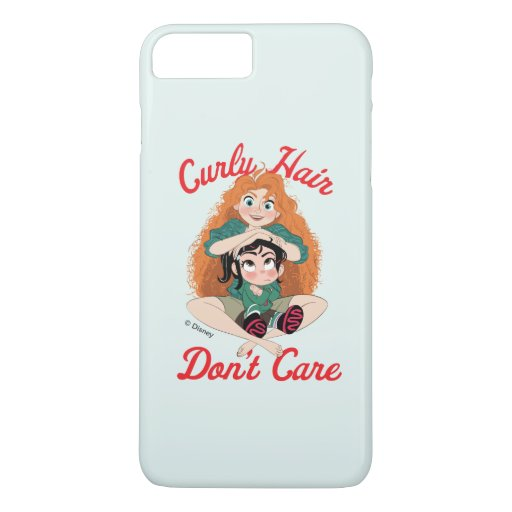 Ralph Breaks the Internet | Merida - Curly Hair iPhone 8 Plus/7 Plus Case