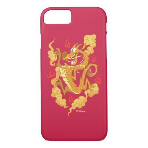 Ralph Breaks the Internet | Mulan - Dragon iPhone 8/7 Case