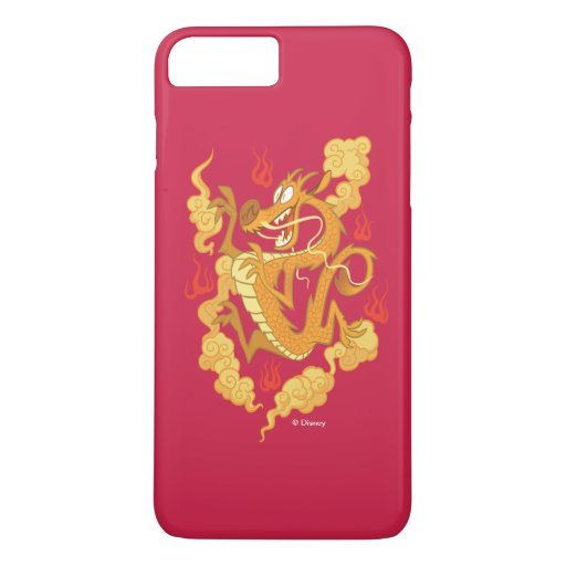 Ralph Breaks the Internet | Mulan - Dragon iPhone 8 Plus/7 Plus Case