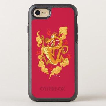 Ralph Breaks the Internet   Mulan - Dragon OtterBox Symmetry iPhone 8/7 Case
