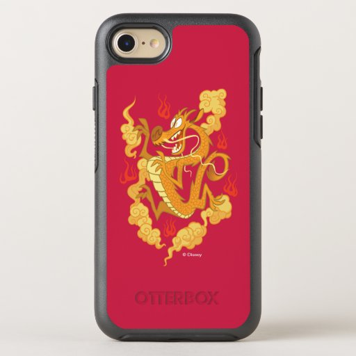 Ralph Breaks the Internet | Mulan - Dragon OtterBox Symmetry iPhone 8/7 Case