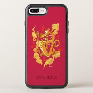 Ralph Breaks the Internet   Mulan - Dragon OtterBox Symmetry iPhone 8 Plus/7 Plus Case