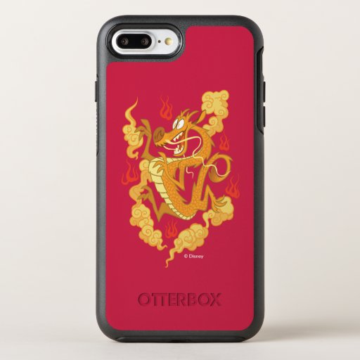 Ralph Breaks the Internet | Mulan - Dragon OtterBox Symmetry iPhone 8 Plus/7 Plus Case