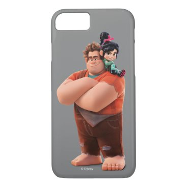 Ralph Breaks the Internet   Ralph & Vanellope iPhone 8/7 Case