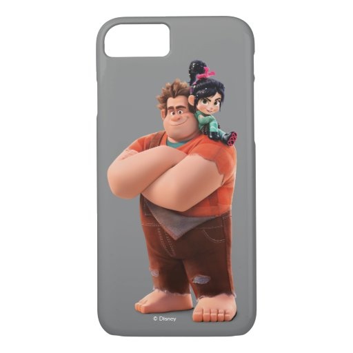 Ralph Breaks the Internet | Ralph & Vanellope iPhone 8/7 Case