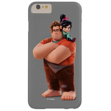 Ralph Breaks the Internet   Ralph & Vanellope Barely There iPhone 6 Plus Case
