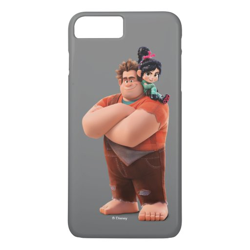 Ralph Breaks the Internet | Ralph & Vanellope iPhone 8 Plus/7 Plus Case