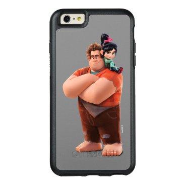Ralph Breaks the Internet   Ralph & Vanellope OtterBox iPhone 6/6s Plus Case