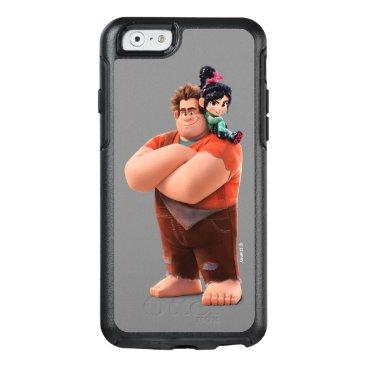 Ralph Breaks the Internet   Ralph & Vanellope OtterBox iPhone 6/6s Case