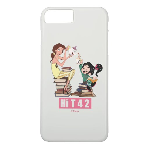 Ralph Breaks the Internet | Vanellope & Belle iPhone 8 Plus/7 Plus Case