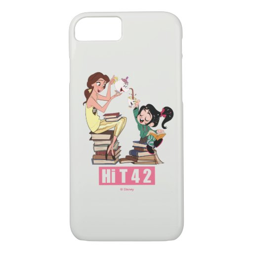 Ralph Breaks the Internet | Vanellope & Belle iPhone 8/7 Case