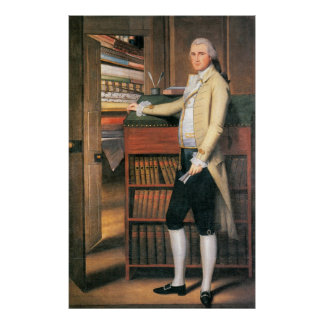Ralph Earl Elijah Boardman Poster