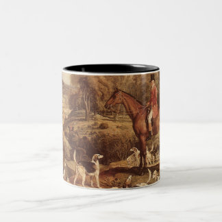 Ralph Lambton and his Hounds by James Ward Mugs