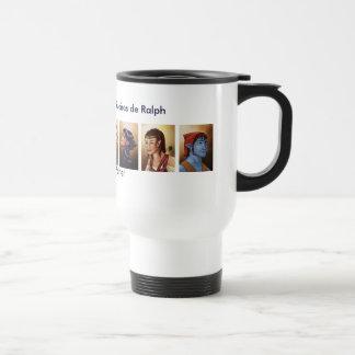 Ralph le Magicien - Antoine Poirier Travel Mug