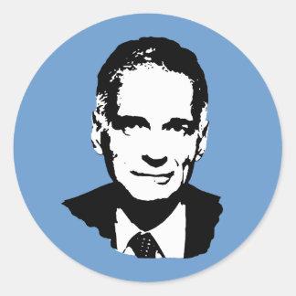 Ralph Nader Classic Round Sticker