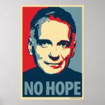 Ralph Nader - No Hope: OHP Poster
