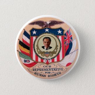 Ralph Nader Pinback Button