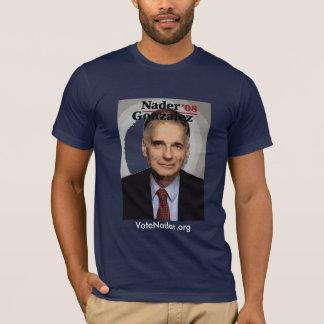 Ralph Nader, VoteNader.org T-Shirt