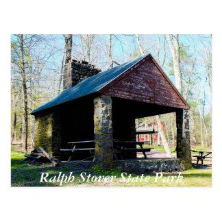 Ralph Stover Postcard 2