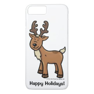 Ralph the Reindeer Apple iPhone 7Plus/8Plus Case
