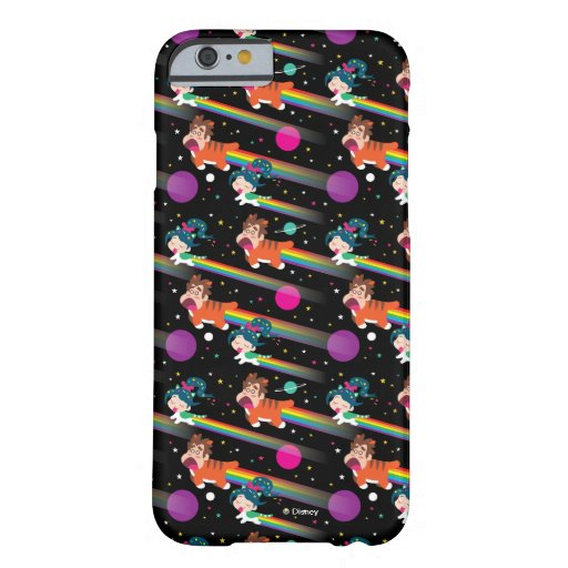 Ralph & Vanellope | Happy Caturday! Barely There iPhone 6 Case
