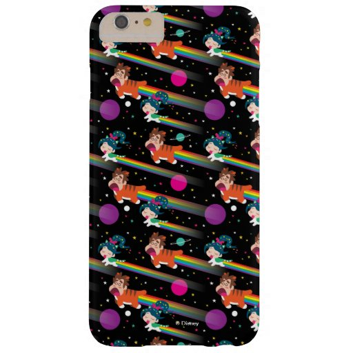 Ralph & Vanellope | Happy Caturday! Barely There iPhone 6 Plus Case