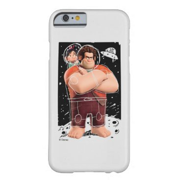 Ralph & Vanellope   Hey Rockets! Cool... Barely There iPhone 6 Case