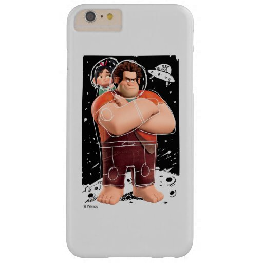 Ralph & Vanellope | Hey Rockets! Cool... Barely There iPhone 6 Plus Case
