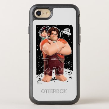 Ralph & Vanellope   Hey Rockets! Cool... OtterBox Symmetry iPhone 8/7 Case