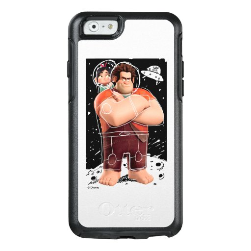 Ralph & Vanellope | Hey Rockets! Cool... OtterBox iPhone 6/6s Case