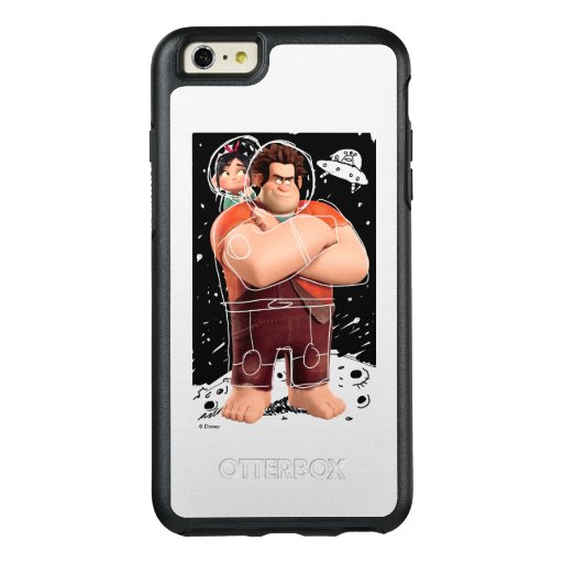 Ralph & Vanellope | Hey Rockets! Cool... OtterBox iPhone 6/6s Plus Case