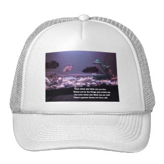 ralph W Staples Quotations Mesh Hats