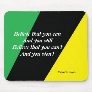 Ralph W Staples Quotations Mouse Pad