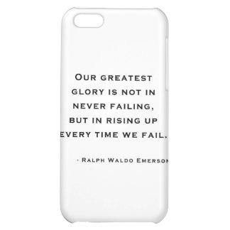 Ralph Waldo Emerson - cita de la motivación