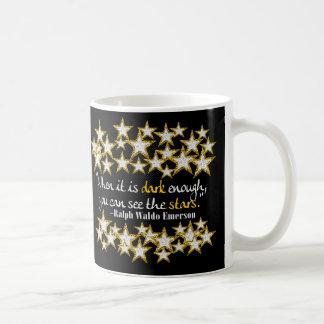 Ralph Waldo Emerson Inspirational Life Quotes Gift Coffee Mug