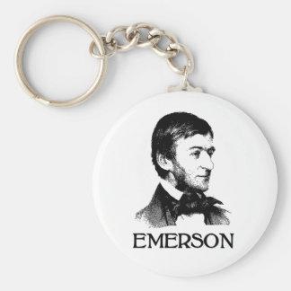 Ralph Waldo Emerson Llaveros Personalizados