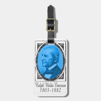 Ralph Waldo Emerson Bag Tags