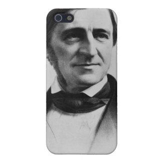 Ralph Waldo Emerson Portrait Case For iPhone 5