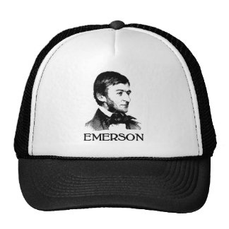 Ralph Waldo Emerson Trucker Hat