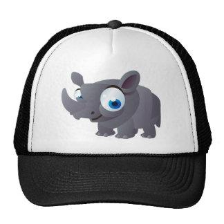 Ralphie el rinoceronte gorras