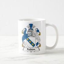 Ralston Family Crest Mug